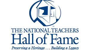 National Teachers Hall of Fame Logo